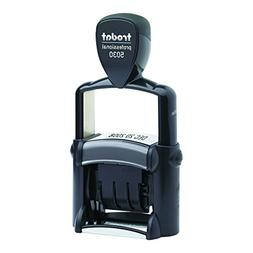 Trodat Professional Stamp, Dater, Self-Inking, Impression Si