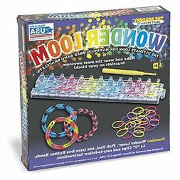 Wonder Loom Bracelet Making Kit Beadery with 600 Latex Rubbe