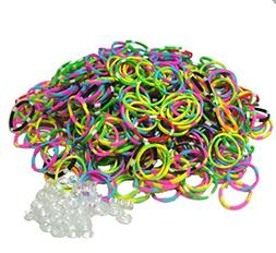 BlueDot Trading 600-Piece Do-It-Yourself Bracelet Kit Refill